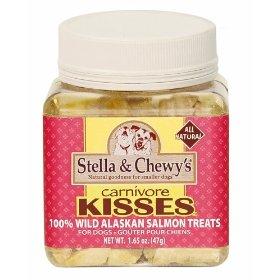 Stella & Chewy's Wild Salmon Carnivore Kisses