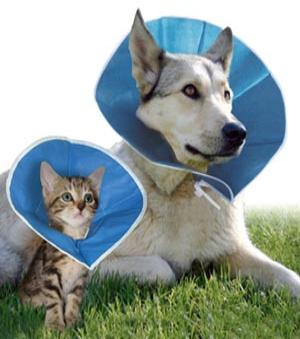 Trimline Veterinary Soft E-collars
