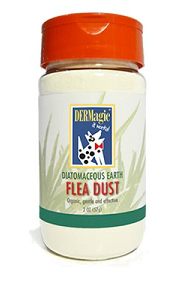 flea powder flea dust