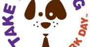 Take your dog to work day logo