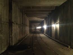 Washington DC Haunted Tunnels