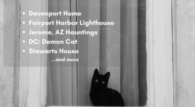 haunted houses and animal spirits