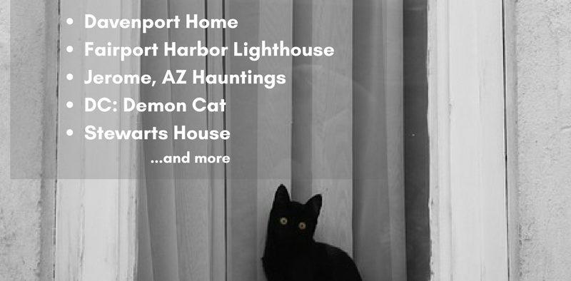 haunted houses and animal spirits