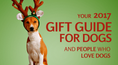 Holiday Gift List for Dogs and Dog Lovers