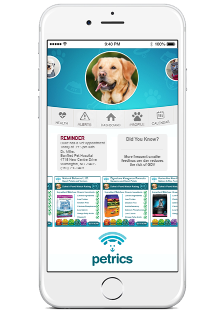 Technology for pets
