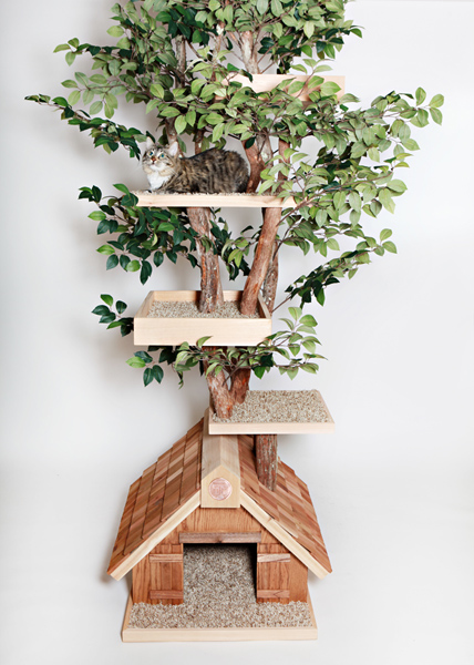 Pet Tree House