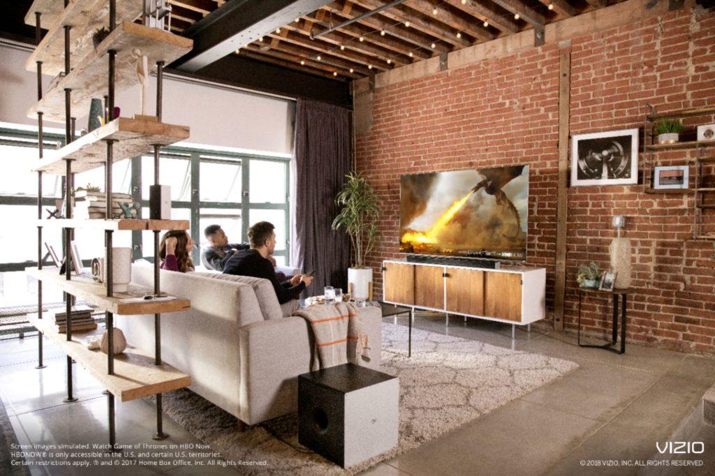VIZIO P Series 55 Inch 4K HDR Smart TV