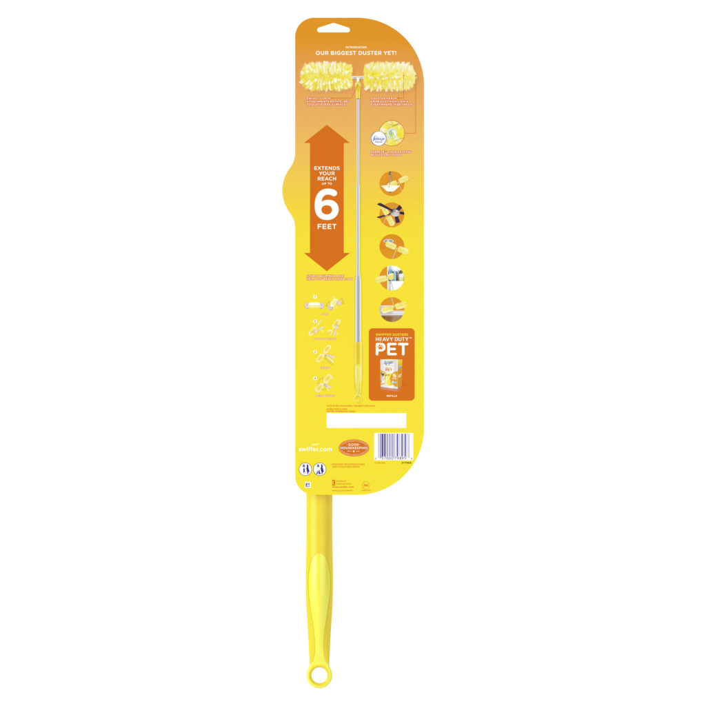 swiffer heavy duty pet