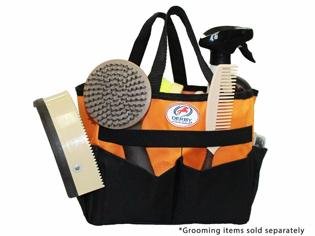 Grooming organizer for dogs