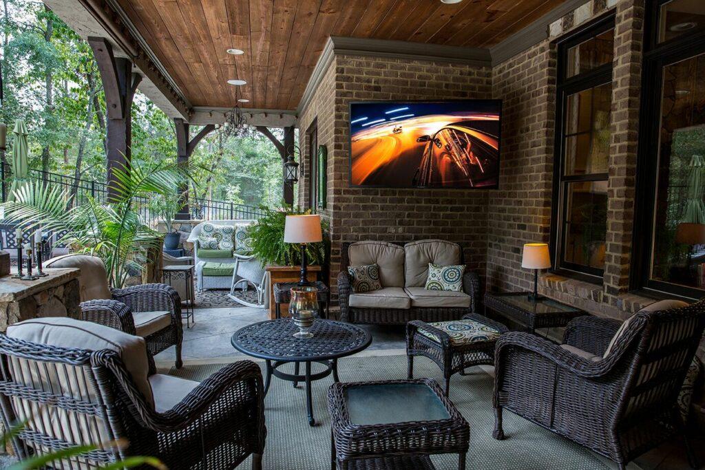 sunbrite outdoor television