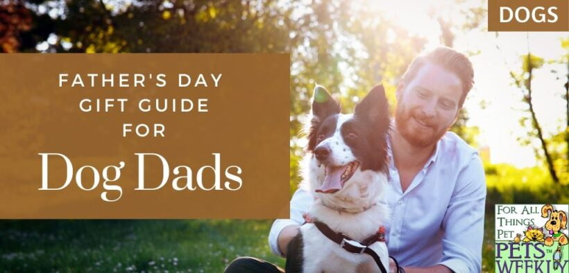 Dog Dad Gift Guide for Father's Day